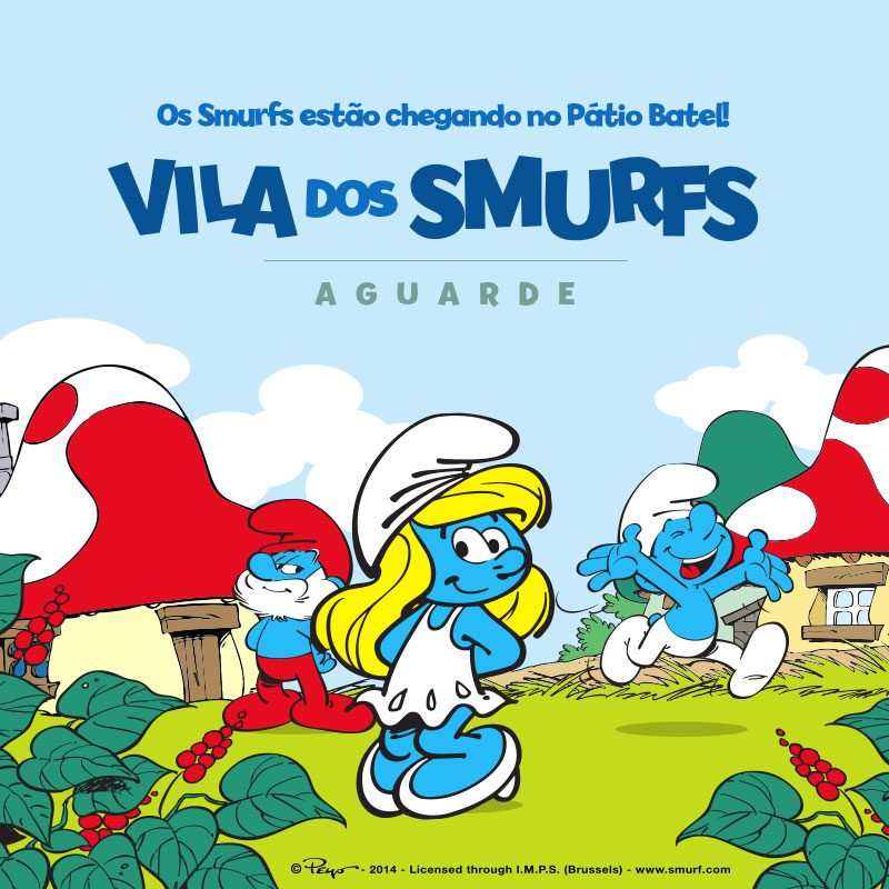 VILA DOS SMURFS - TEASER